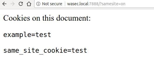 Web security: hardening HTTP cookies
